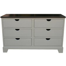 Cody 6 Drawer Dresser