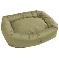 Organic Bumper Bolster Dog Bed