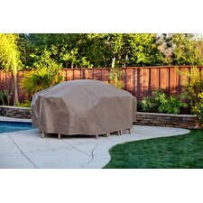 Rectangle Patio Table and Chair Set Cover