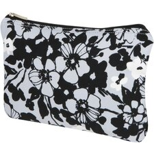Evening Bloom Cosmetic Bag