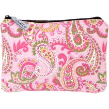 <strong>Bumble Bags</strong> Paisley Cosmetic Bag