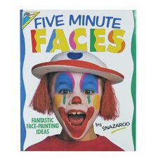 5 Minute Face Painting Book