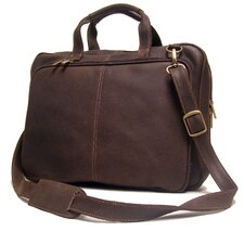 <strong>Le Donne Leather</strong> Laptop Distressed Leather Briefcase
