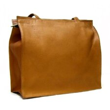 <strong>Le Donne Leather</strong> Simple Tote Bag