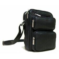 Multi Pocket Men's Shoulder Bag
