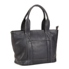 Double Strap Small Pocket Tote Bag