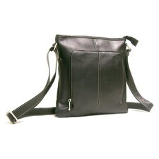 Drop Down Pocket Cross Body Bag