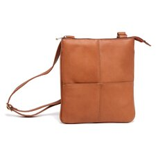 <strong>Le Donne Leather</strong> E-Reader/I-Pad Cross Body Bag