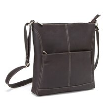 <strong>Le Donne Leather</strong> Easy Slip Cross-Body Bag