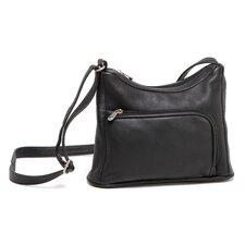 L-Zip Hobo Bag