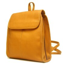 <strong>Le Donne Leather</strong> Women's 3 Compartment Backpack