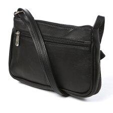 Top Zip Mini Cross Body Bag
