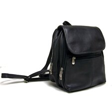 <strong>Le Donne Leather</strong> Everything Woman's Backpack Bag