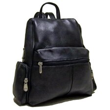 <strong>Le Donne Leather</strong> Zip Around Backpack