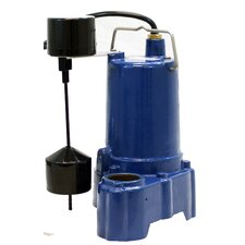 1/2 HP Automatic Submersible Sump Effluent Pump