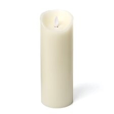 <strong>Boston Warehouse Trading Corp</strong> Mystique Flameless Candle