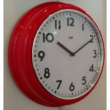 "<strong>Bai Design</strong> 9.8"" School Wall Clock"