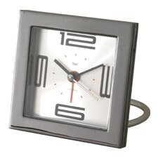 <strong>Bai Design</strong> Diecast Travel Alarm Clock