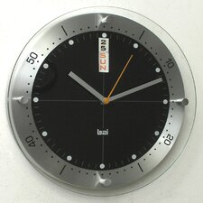 "<strong>Bai Design</strong> 11.6"" Timemaster Wall Clock"