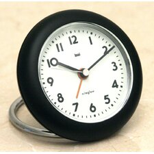<strong>Bai Design</strong> Rondo Travel Alarm Clock in Black
