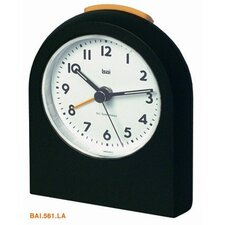 Pick-Me-Up Alarm Clock in Black