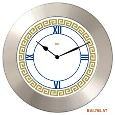 "<strong>Bai Design</strong> 12"" Athens Wall Clock"