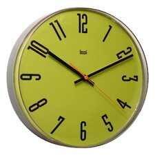 "<strong>Bai Design</strong> 11"" Lucite Wall Clock"