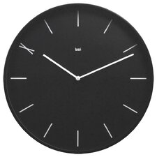 "15"" Modernist Ten Wall Clock"