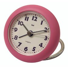 <strong>Bai Design</strong> Rondo Travel Alarm Clock in Pink
