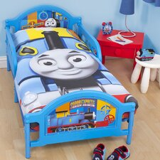 Thomas and Friends Power Toddler Bed Frame