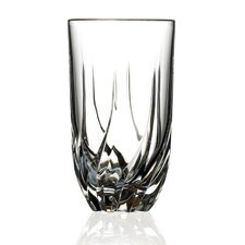 <strong>Lorren Home Trends</strong> RCR Trix Crystal Highball Glass (Set of 6)