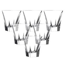 Fusion RCR Crystal Double Old Fashioned Glass (Set of 6)