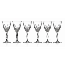 RCR Fire Goblet (Set of 6)