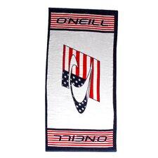 American Standard Beach Towel