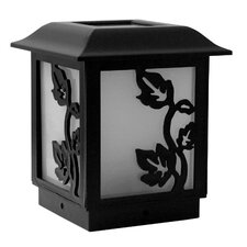 3-in-1 Solar 1 Light Wall Lantern (Set of 2)
