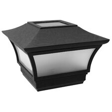 3 in 1 Outdoor Post Lantern