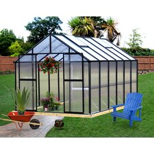 Monticello Premium Polycarbonate Commercial Greenhouse