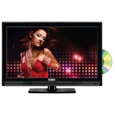 Naxa LED 12V AC/DC Digital HDTV with DVD