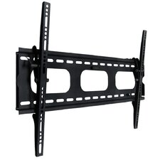 "Tilting Wall Mount in Black for 32-52"" Flat Panel TVs"