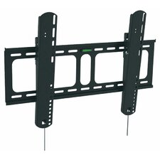 "<strong>Arrowmounts</strong> Ultra-Slim Tilting Wall Mount in Black for 32 to 52"" LED / LCD TVs"