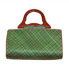 Wave Pandanus Tote Bag
