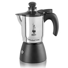 <strong>Bialetti</strong> 3 Cup Coffee Maker