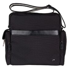 Ballistic Nylon Messenger Bag