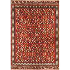 All Over Geometric Rug