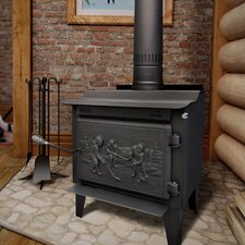 Rocket High Efficiency Wood Stove