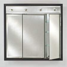 Signature Plain Tri-Fold Mirror