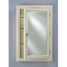 "Devon I 22"" x 29.13"" Recessed / Surface Mount Medicine Cabinet"