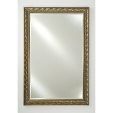 Signature Frameless Plain Mirror