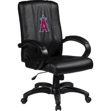 MLB Home Office Chair with Logo Panel