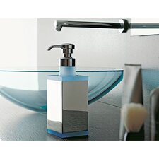 <strong>Toscanaluce by Nameeks</strong> Free Standing Rectangular Liquid Soap Dispenser
